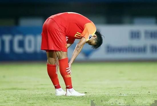 国青队两战两败,亚青赛小组出局。