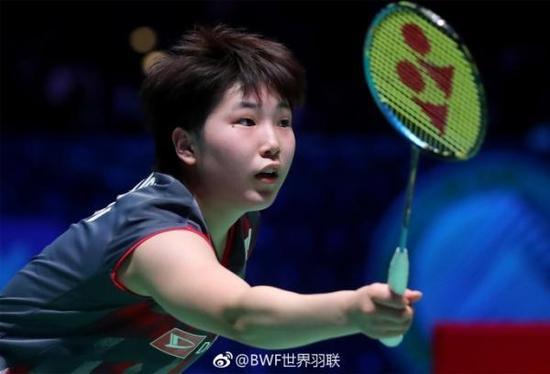 山口茜为首的日本女队近年来强势崛起。