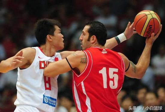 中国男篮5大三分神射谁最强?朱芳雨竟非第一