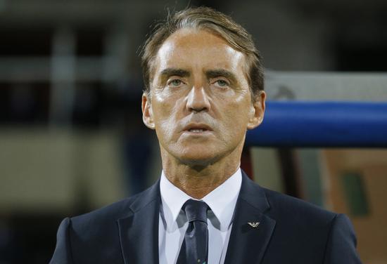 对阵波黑 意大利首发近10年来第4次没有尤文球员