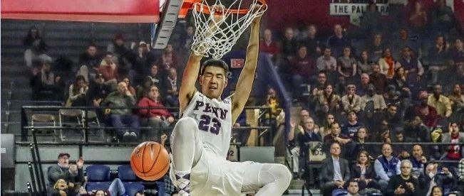 伤了!NCAA最佳中国球员!他俩能扛起男篮大旗?