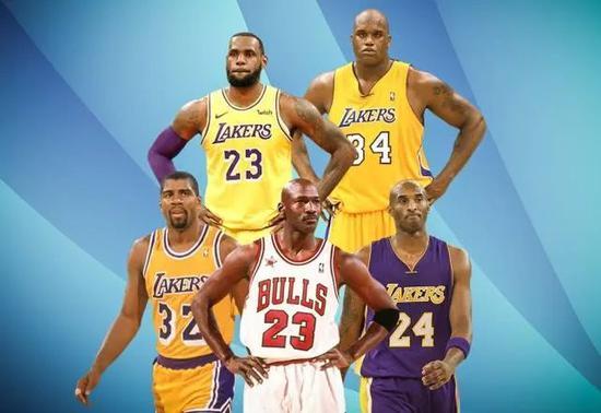 美媒评各大洲NBA最强阵容 亚洲区姚明孙悦上榜