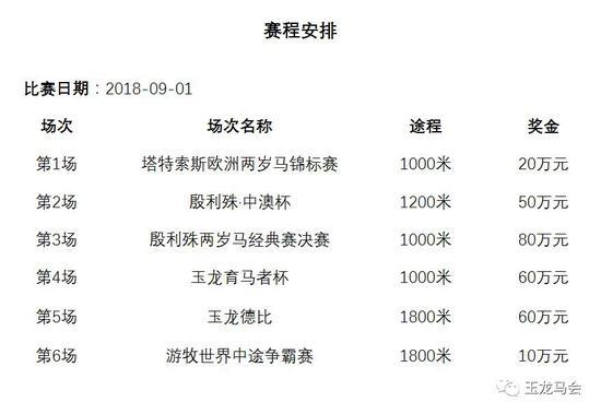 两大国际马业巨头助力玉龙中国赛事