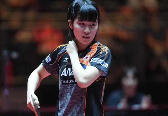 平野美宇等日本女乒重生代的涌现,让浜本由惟很难有机会参添国际大赛。