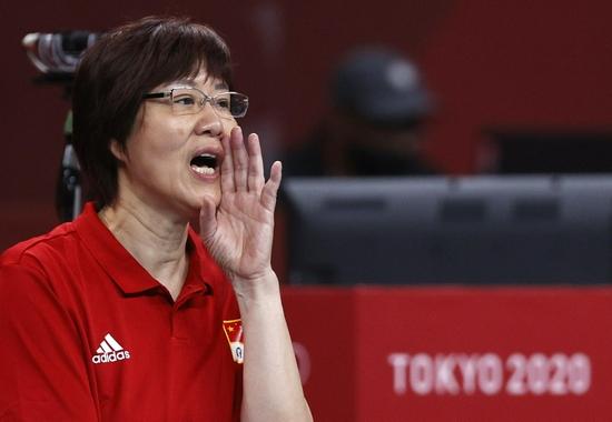 【博狗扑克】郎平卸任引热议 执教成绩不应只被东京奥运会定义