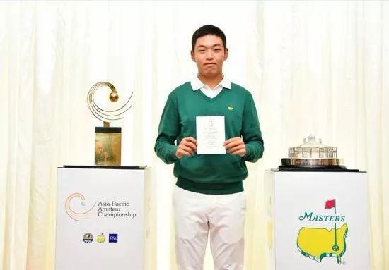 金诚获2016美国大师赛参赛资格