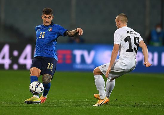 迪洛伦佐:球场上表现会证明意大利能走多远