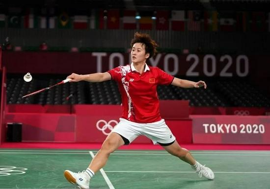 争取卫冕全运会女单冠军 陈雨菲继续带着梦想出发