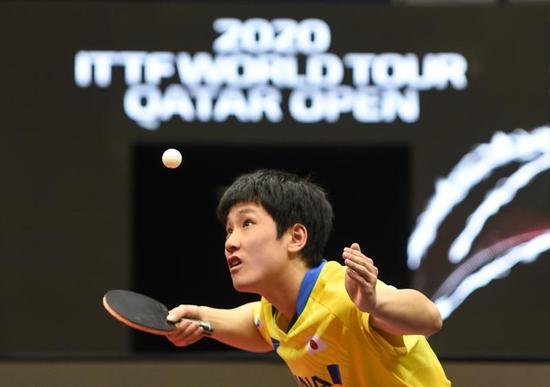 奥运延期给张本伊藤变强的时间 日本夺金有戏了?