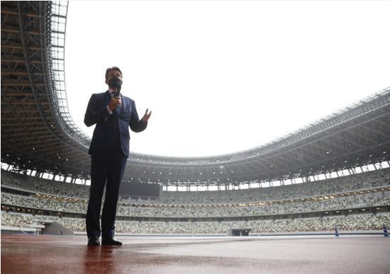 田联主席:如果闭门比赛 相信东京奥运也可举行