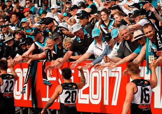 阿德莱德港澳力量队将携澳式橄榄球联赛再度来沪