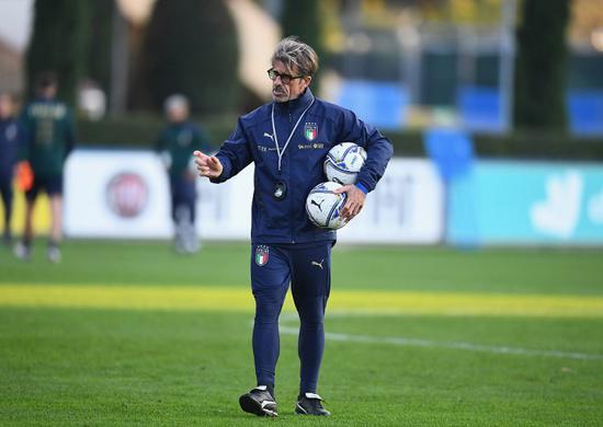 意大利助教:进攻足球让我们得到回报