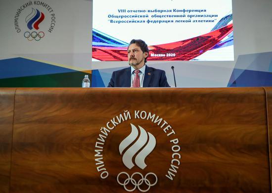 俄罗斯体育将解禁?国际田联批准俄复赛计划