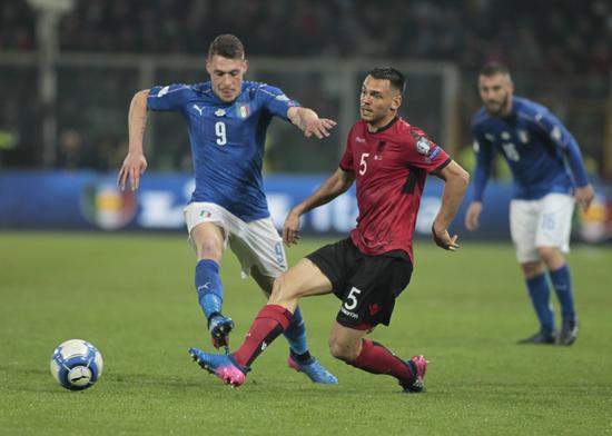 贝洛蒂:胜利要献给曼奇尼 也献给所有意大利人