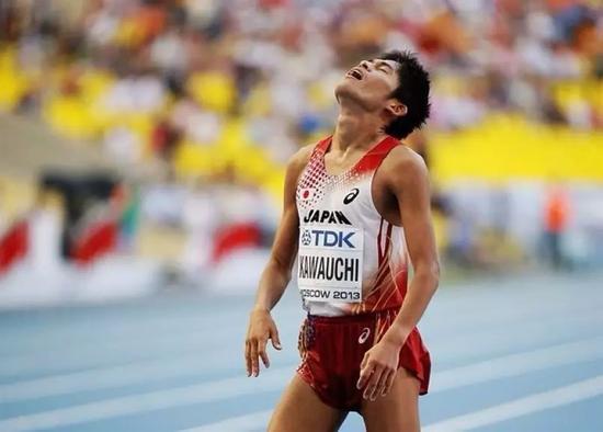 2013年的莫斯科世界田径赛的马拉松赛