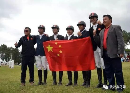 奥运推迟后的中国马术