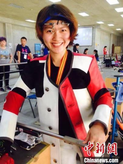 陈东琦:没怎么想过 却拿到了东京奥运会入场券