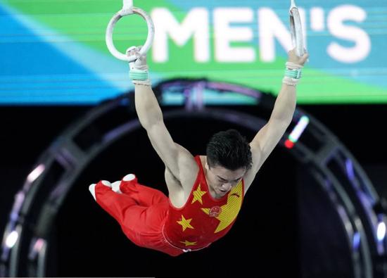 刘洋全力冲奥运资格 6月世界杯必须拿出最好状态