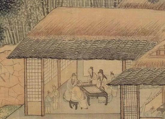 爱江山更爱围棋?为了下棋这些皇帝有多拼 第7张