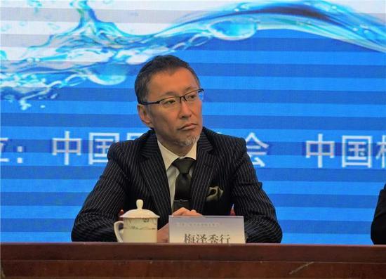 日本ISC株式会社频道部长总监梅泽秀走