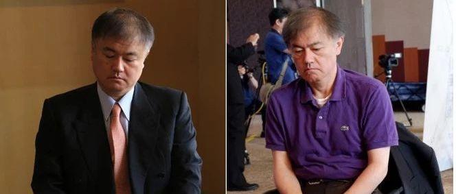 2015年和2019年的依田纪基,容貌、体态都判若两人