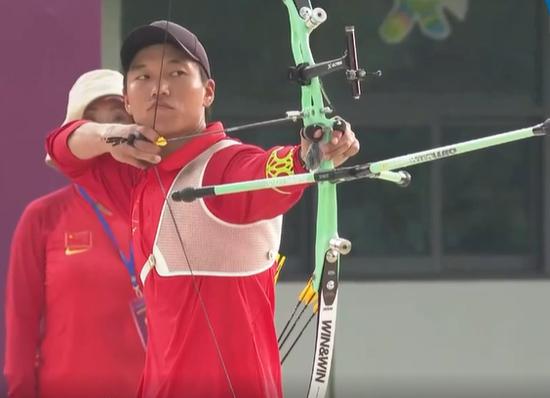 射箭项目东京奥运模拟赛收官 国家队选手包揽冠军