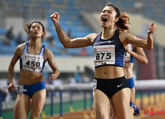 田径全锦赛四川短跑表现抢眼 人才储备显优势