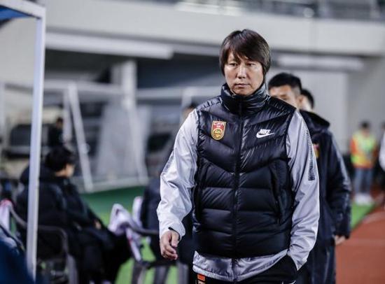 国足选拔队主帅李铁。