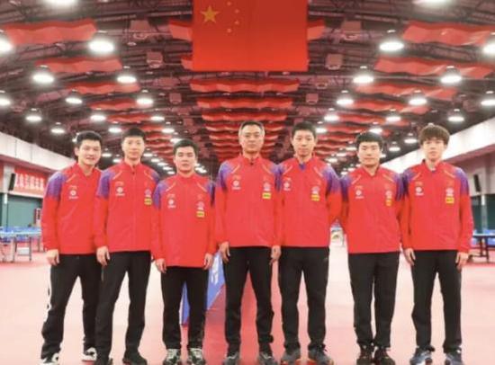 国乒结束史上最长封闭集训解散 7月中旬集结海南