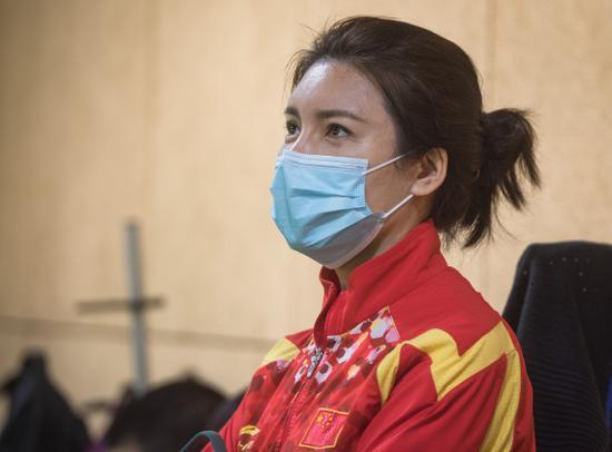 杜丽委员:疫情下备战是巨大挑战 期待北京冬奥会
