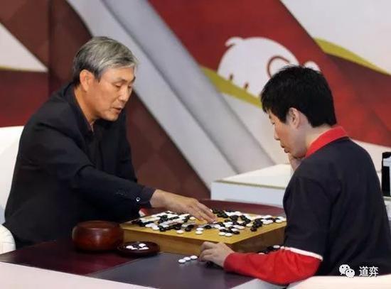 围棋史上的1月31日:韩国国手战中的中国女侠