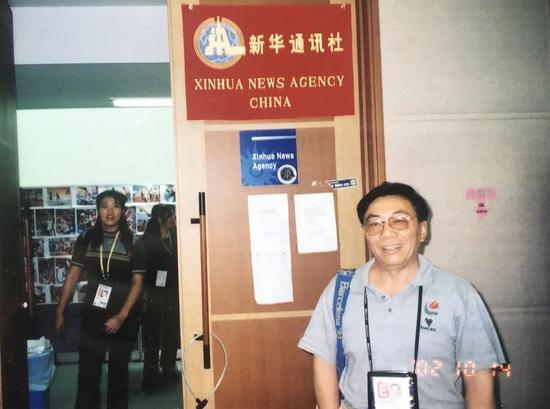 听新华社资深记者王俊璞讲述 采访乒乓比赛吃的苦