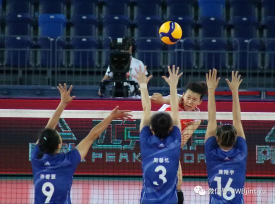 回溯全锦赛展望西安全运会 天津女排找准努力方向