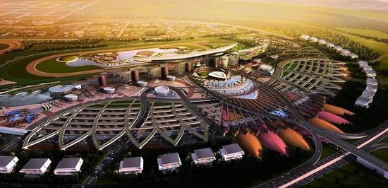 迪拜赛马场