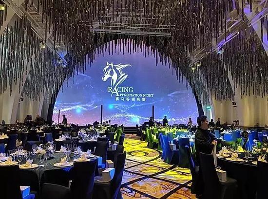 2019新加坡赛马答谢晚宴