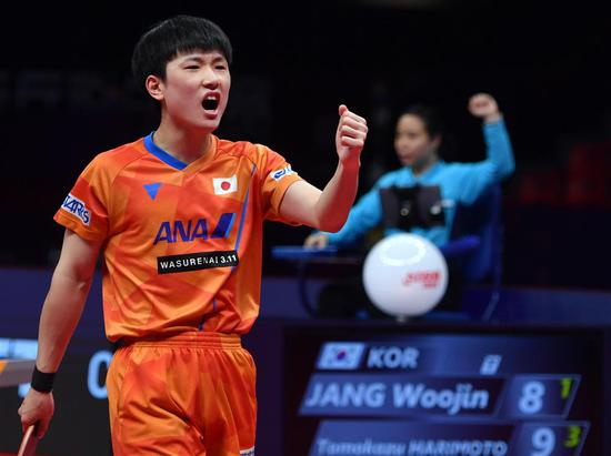日本为奥运乒乓夺金下血本:冠军1000万奖金