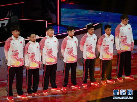 亚运中国电竞队出征:知道韩国强,但我们寸土不让