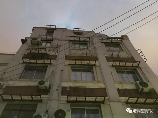 顶楼曾是郁知非的办公室