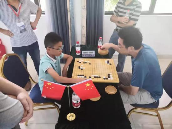 厦门群众性围棋普及活动风生水起