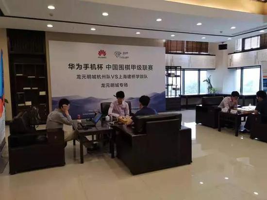 龙元明城杭州主场作战