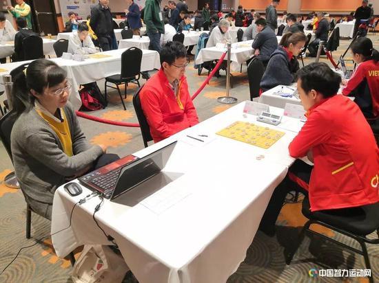 象棋世锦赛:男子组徐超半步领先 唐丹进女子决赛