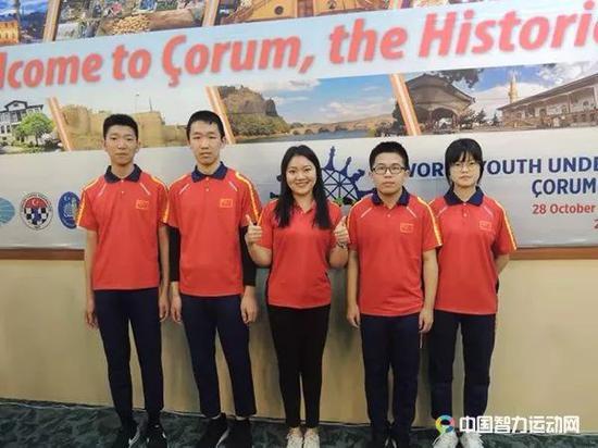 2019国际象棋少年奥赛开战中国队首轮开门红