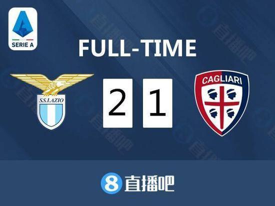 米林世界波因莫比莱建功 拉齐奥2-1逆转卡利亚里
