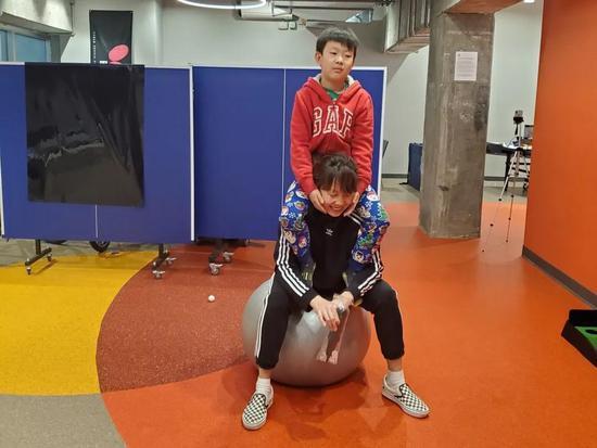 《【煜星品牌】乒乓人在纽约|王晨:希望乒乓球在美国坚强活下去》
