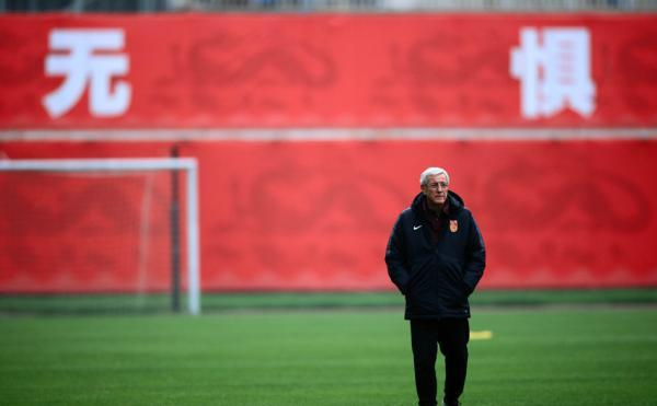 对于中国足球,里皮的设想还是太过美好。