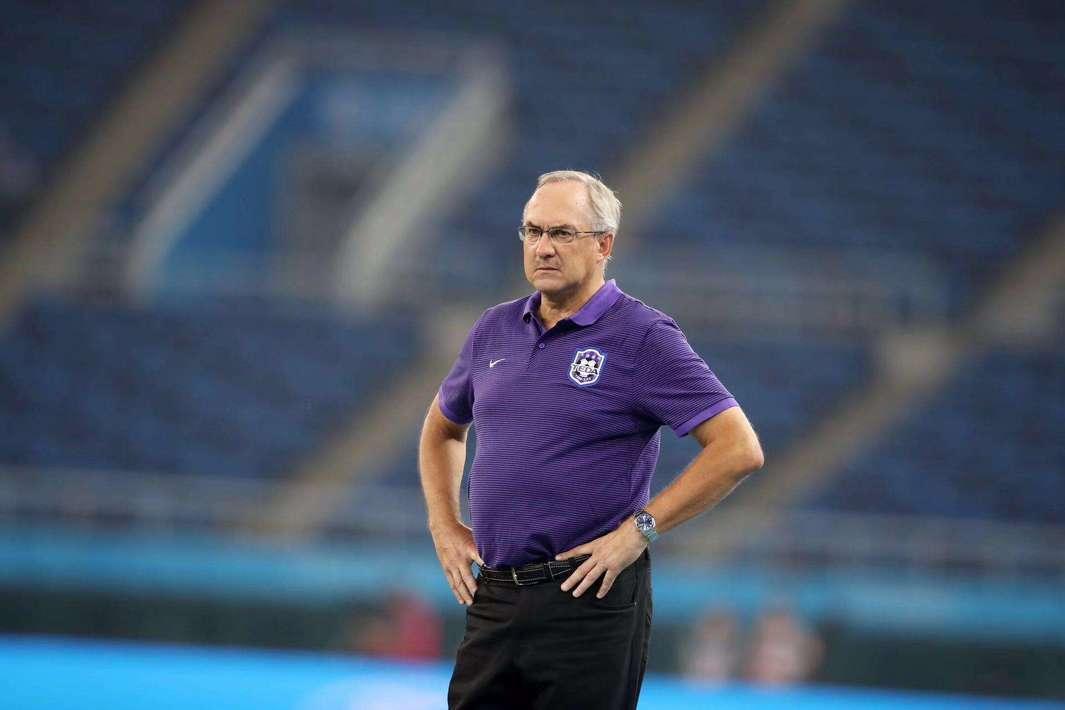 施蒂利克称武汉主场球场管理很差