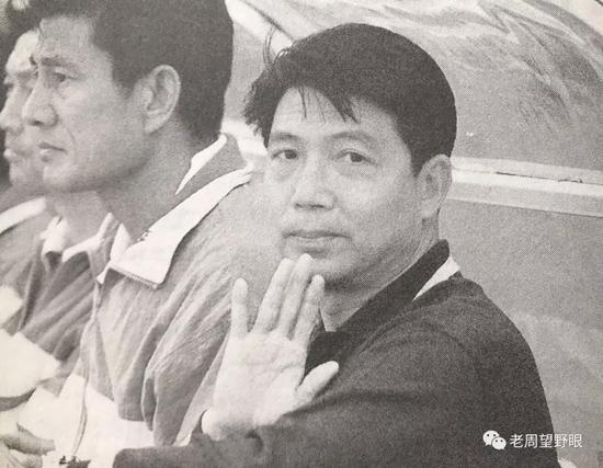 申花首任主教练徐根宝