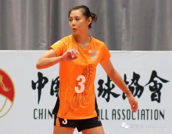 随河北女排备战全运 王佳敏:和天津比赛会紧张