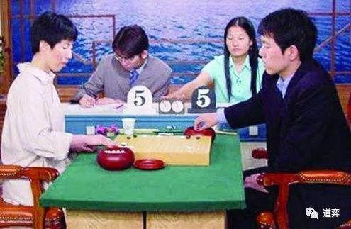 围棋史上1月4日:女王芮乃伟胜石佛李昌镐