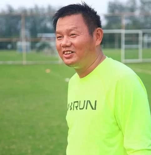 陈广红曾率江苏U18女足连续两届获得全运会冠军